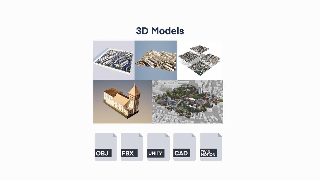 3D Models Article 2 Spatial Services