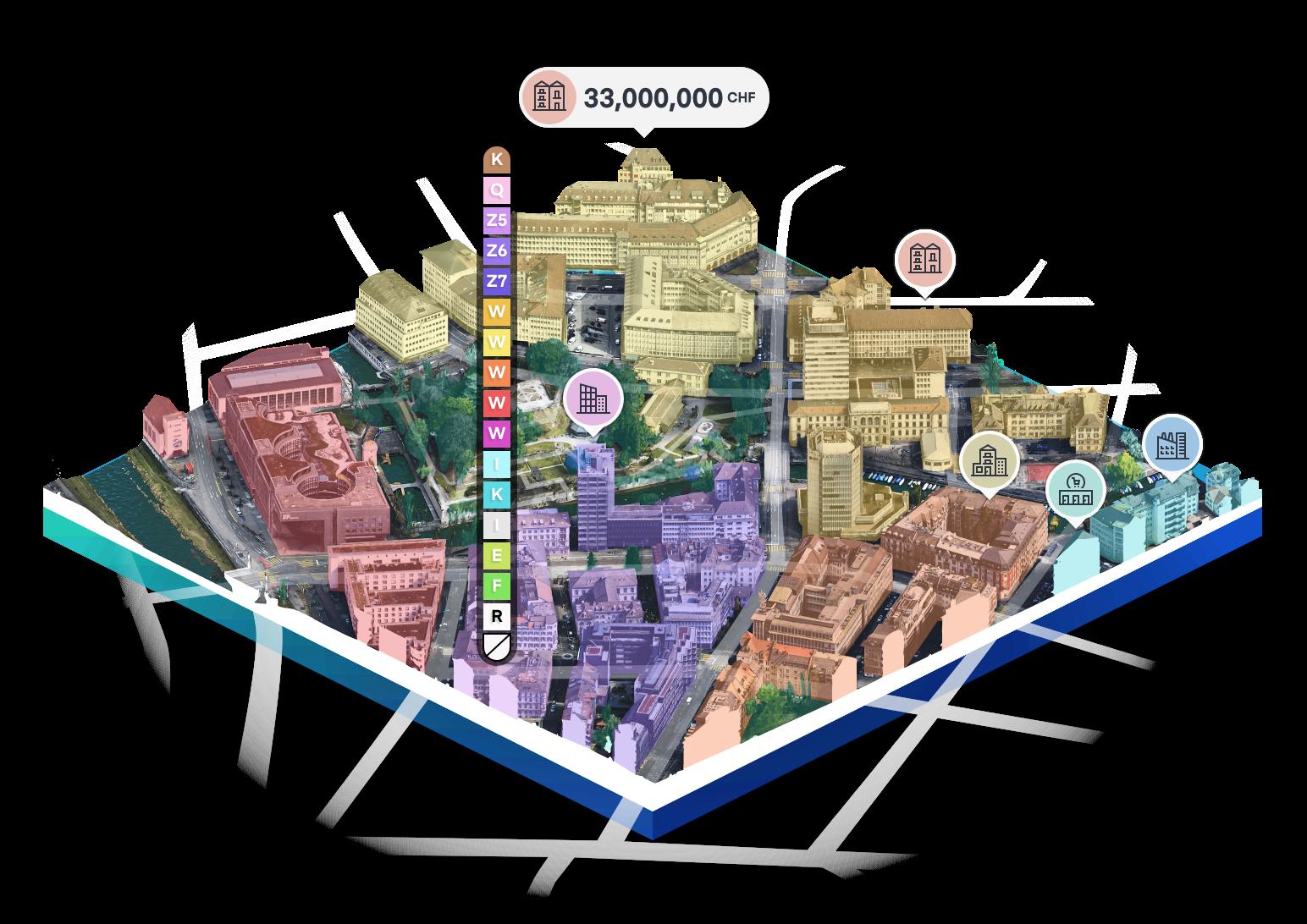 Urban scale Digital Twin Nomoko